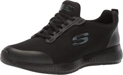 Skechers Women's Squad-sr Food Service Shoes