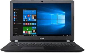 Acer Aspire ES 15 ES1-572-31KW - Intel Core i3-6100U, 4GB DDR3L, 1TB HDD, Windows 10 Home