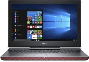 Dell Inspiron 15 7567 - Core i5-7300HQ, 256GB SSD + 1TB HDD, 8GB RAM, GTX 1050Ti, 15.6inch Full HD Display