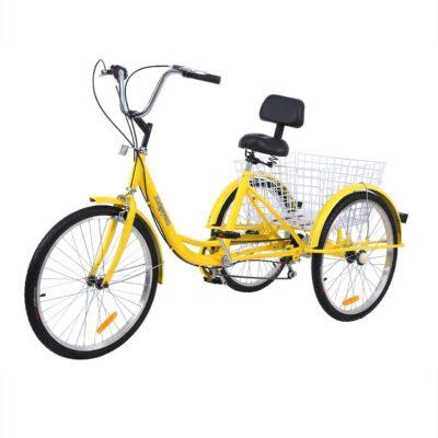 Ridgeyard Speed 3 Wheel Bike