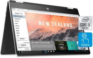 HP Pavilion x360 Touchscreen Detachable Laptop