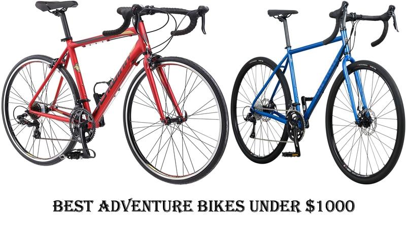 Best Adventure Bikes Under $1000