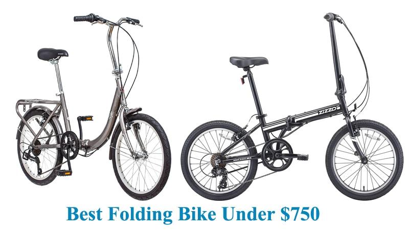 Best Folding Bike Under $750