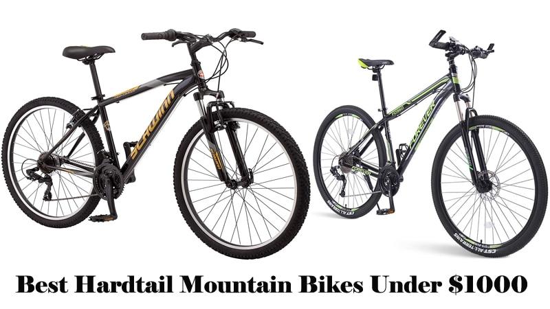 Best Hardtail Mountain Bikes Under $1000