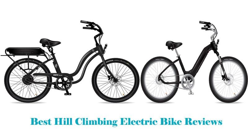 Best Hill Climbing Electric Bike Reviews