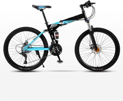 Woyaochudan 26 Inch Folding Mountain Bike