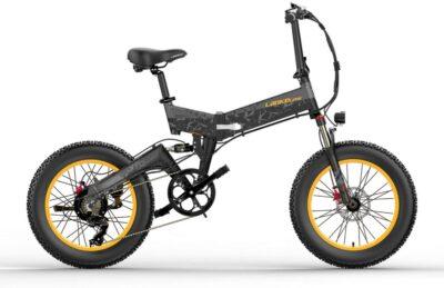 X3000 20 inch Folding Electric Mountain Bike