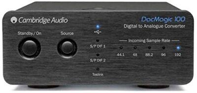 Cambridge Audio DacMagic 100 S Black