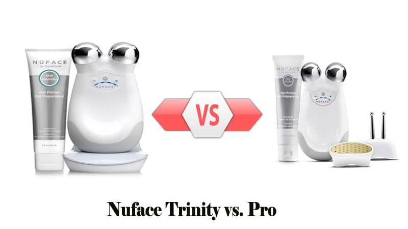 Nuface Trinity vs. pro