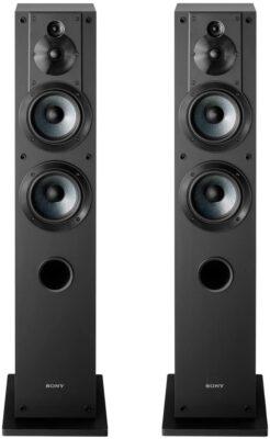 Sony SS-CS3 3-Way 4-Driver Floor-Standing Speaker