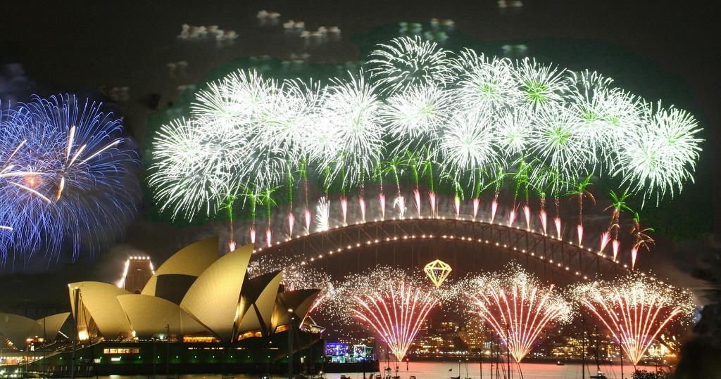 New Years Eve Sydney Harbour, Australia